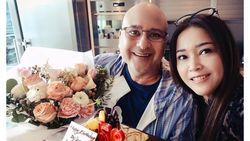 Romansa Irwan Mussry & Maia Estianty Saling Berbalas Kata Cinta
