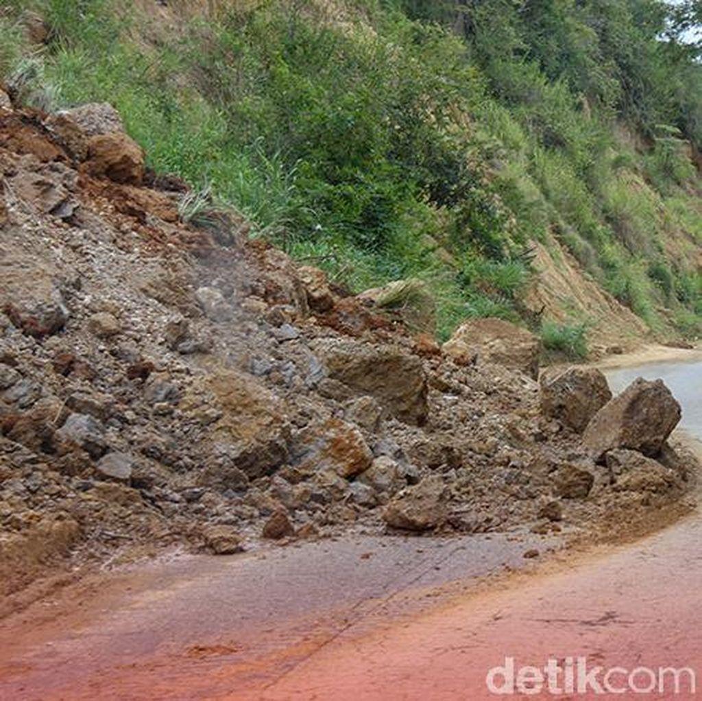 5 Kecamatan di Bandung Barat Rawan Longsor-Pergerakan Tanah