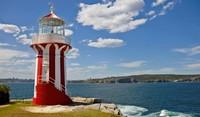 Mercusuar Hornby di pesisir Teluk Watson, New South Wales juga dipilih oleh pasangan Jusup dan Clarissa. Lokasinya tak begitu jauh dari Sydney (nationalparks.nsw.gov.au)
