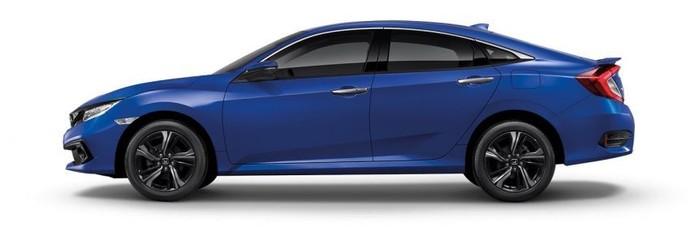 Honda Civic Facelift Mulai Beraksi