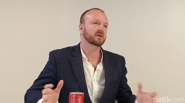Aaron Hughes, co-founder Momentum Cloud