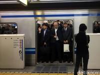 Menanti Taring MRT Ubah Jakarta Seperti Jepang