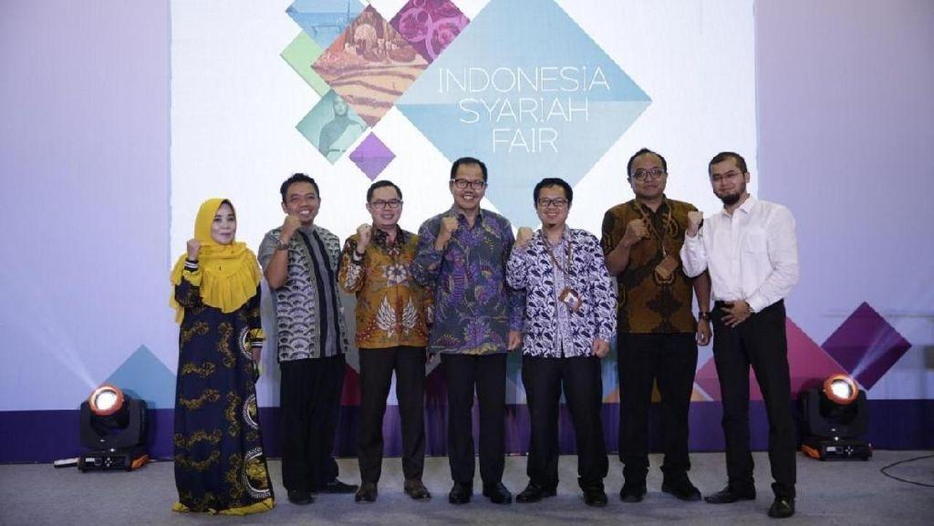 Di Indonesia Syariah Fair, 845 UMKM Ajukan Dana Rp 216 M
