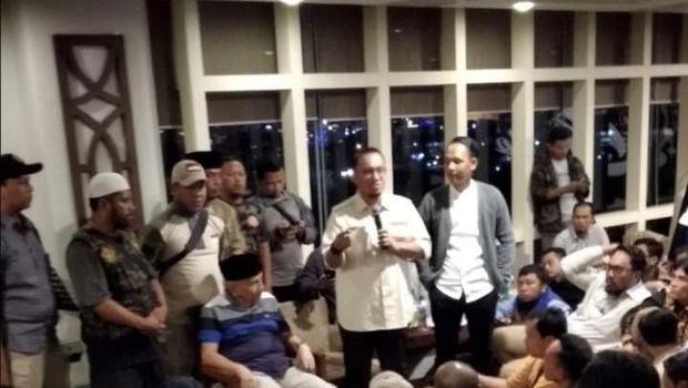 Konsolidasi Pemuda Muhammadiyah di malam akhir Muktamar