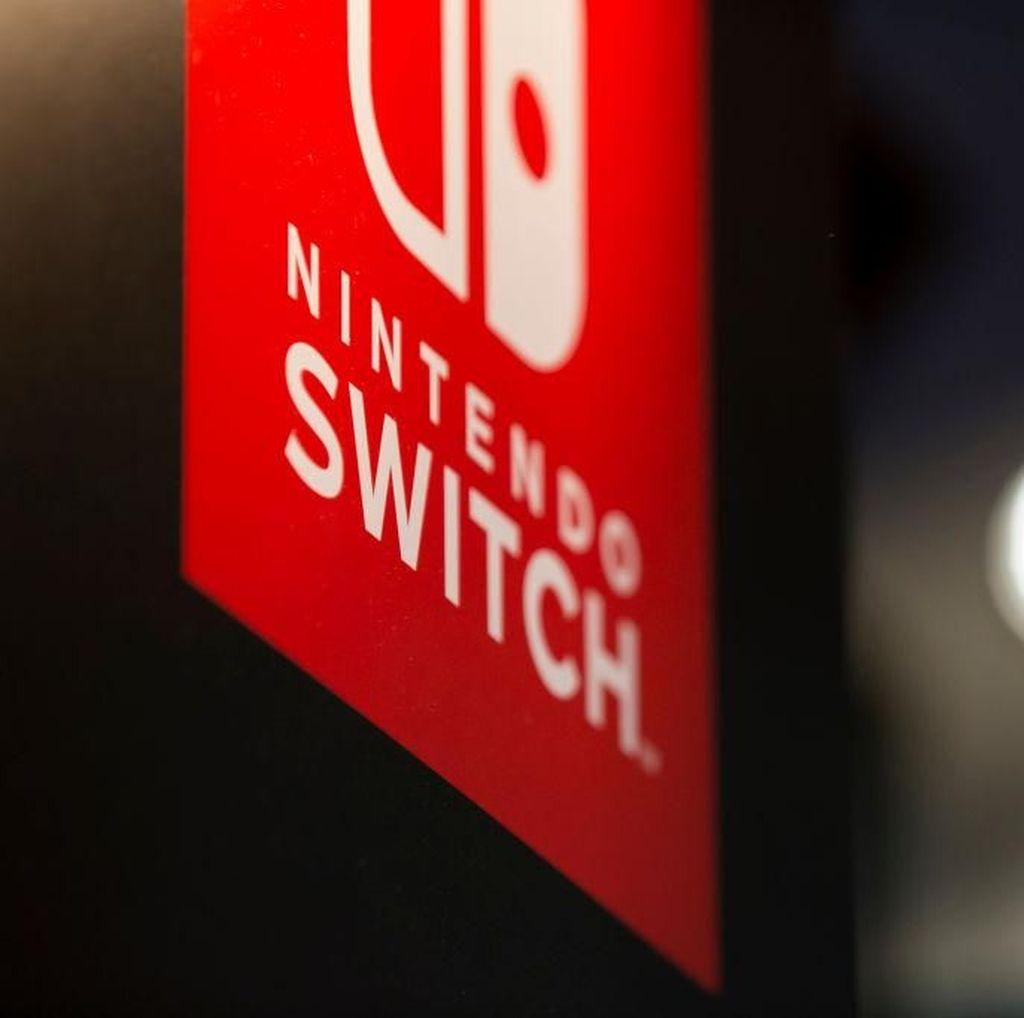 Polisi Juga Manusia, Ini Kisah Viralnya Main Nintendo Switch
