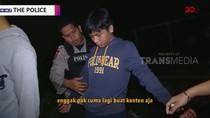 Kejadian Lucu Penindakan Polisi, Nangis Sesegukan Sampai Ngompol