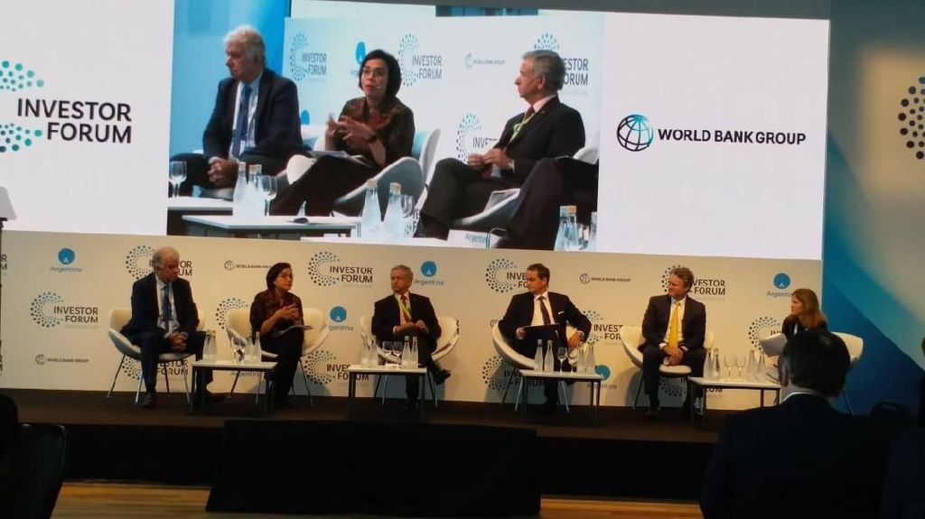 Sri Mulyani Ungkap Strategi RI Rayu Investor di Forum G20