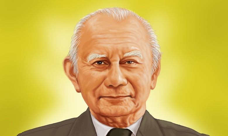 Profil Emil Salim, Profesor Usia 89 Tahun yang Ditunjuk-tunjuk Arteria