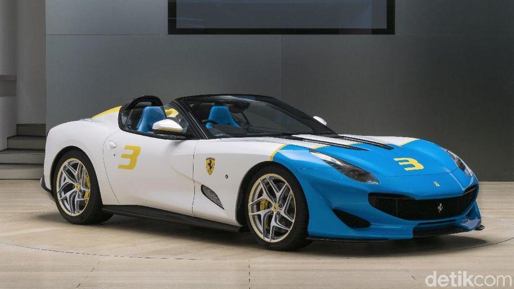 Ferrari Ini Cuma Satu Unit, Pemiliknya Paling Loyal dengan Ferrari