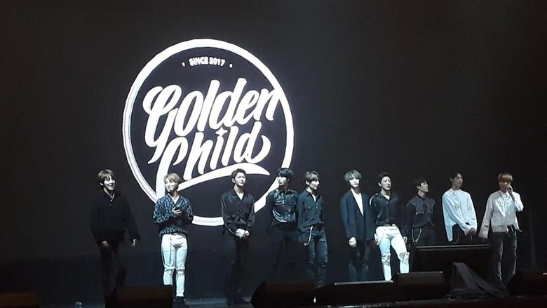 Golden Child Jadi Penutup Konser Amal untuk Palu Malam Ini