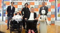 Hebat! Pelayan Robot di Kafe Ini Dikendalikan oleh Para Difabel