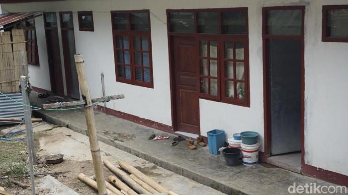 Tempat tinggal bidan Fony di NTT (Foto: Widiya Wiyanti/detikHealth)