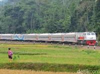 Yuk Keliling Jateng, Yogya hingga Solo Pakai 1 Kereta