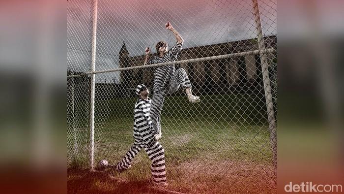 Foto: Ilustrasi napi/tahanan kabur (Andhika-detik)