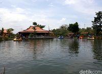obyek wisata terbaru di jogja Tempat Wisata Instagramable Baru Di Yogya Puri Mataram