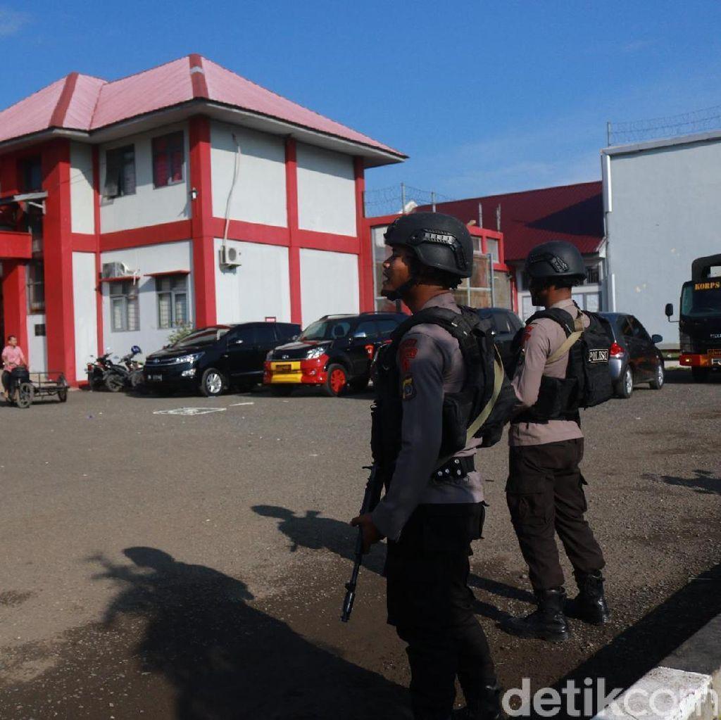 Dari 113 Napi Lapas Aceh yang Kabur, 70 Belum Ditangkap