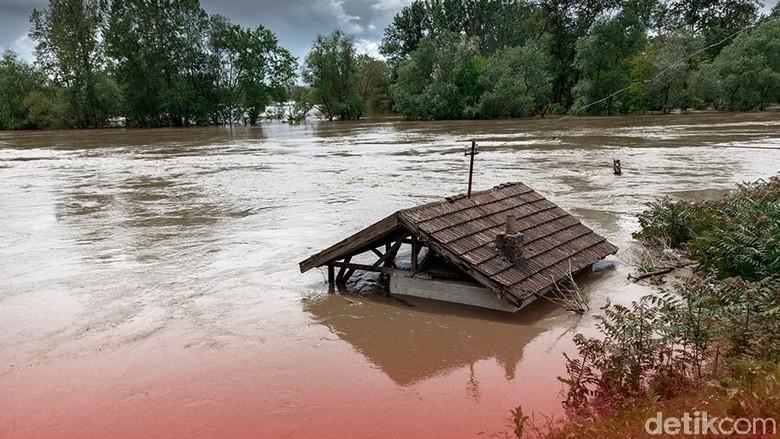 BPBD: 4 Kecamatan di Bandung Barat Rawan Banjir Bandang