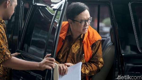 PN Bandung Segera Sidang Billy Sindoro Tersangka Suap Meikarta