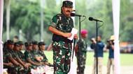 Panglima TNI Larang Prajurit Berpose dengan Simbol Jari