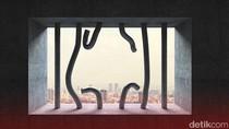 Polisi Tangkap 1 Tahanan Polres Sergai yang Melarikan Diri, 7 Masih Dicari