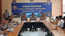 Baharkam Tangani 952 Kasus Perairan Selama 2018