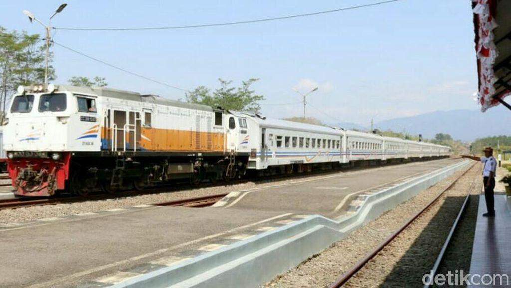Mau Keliling Jateng, Yogya hingga Solo Naik Kereta? Ini Jadwalnya