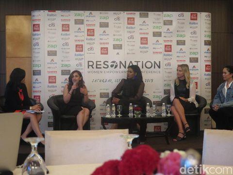 Resonation International Woman Empowerment kembali digelar di Kota Kasablanka.