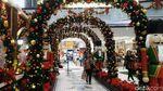 Nuansa Natal Hiasi Pusat Perbelanjaan