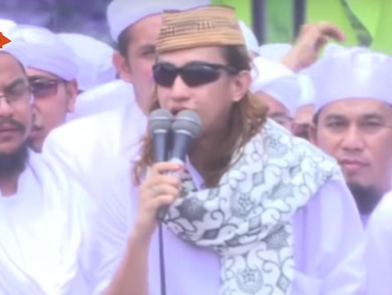Habib Bahar bin Smith Bicara Kasusnya di Panggung Reuni 212