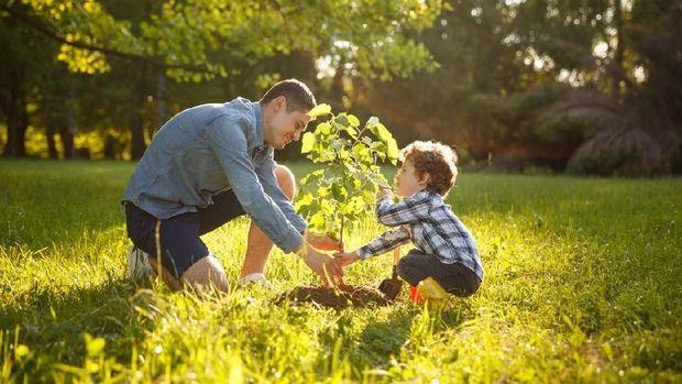 Ajak Anak Jaga Bumi dan Lingkungan Lewat Cara Menyenangkan