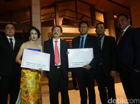 Pasangan Crazy Rich Surabayan Donasikan Rp 1 M untuk Korban Gempa