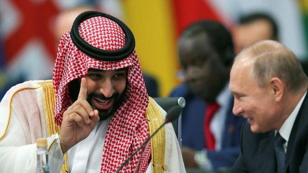 Pangeran Arab Akan Kunjungi RI 18-19 Februari?