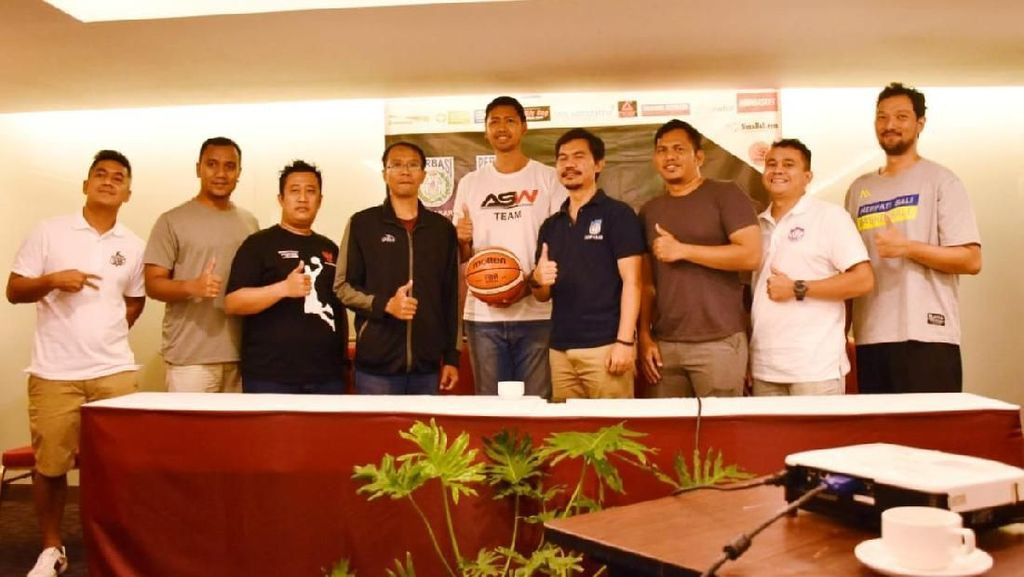 Usai Kadispora Cup, Bali Gelar Turnamen Basket Usia Muda Lagi