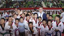 Buka Kompetisi Taekwondo, Zulkifli Harap Tumbuh Pembela Tanah Air