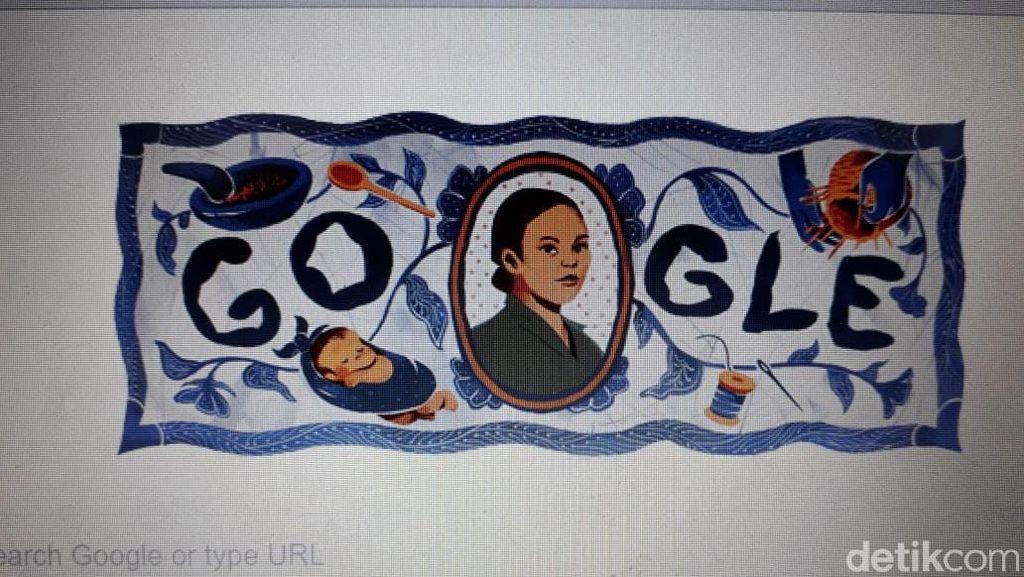 Maria Walanda Maramis, Sosok Pahlawan Kesehatan di Google Doodle Hari Ini