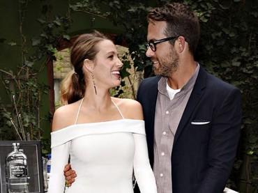 Ryan Reynolds dan Blake Lively dikaruniai dua anak, James Reynolds dan Inez Reynolds. (Foto: Instagram @blakelively)