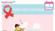 8 Cara agar Bunda dan Keluarga Terhindar dari HIV-AIDS