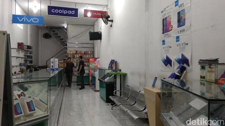 Toko Ponsel di Mojokerto Dibobol Pencuri, Kerugian Rp 300 Juta