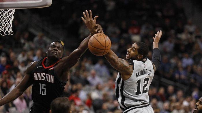 Houston Rockets kalahkan San Antonio Spurs (Soobum Im-USA TODAY Sports)