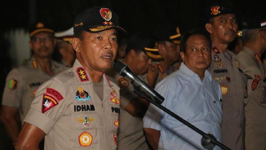 Kapolri: Saya Perintahkan Tangkap Teroris di Batang karena Sudah Siapkan Bom