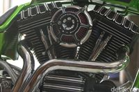 Modifikasi Harley-Davidson