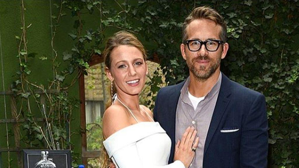 Lokasi Pernikahan dengan Blake Lively Jadi Soal, Ini Kata Ryan Reynolds
