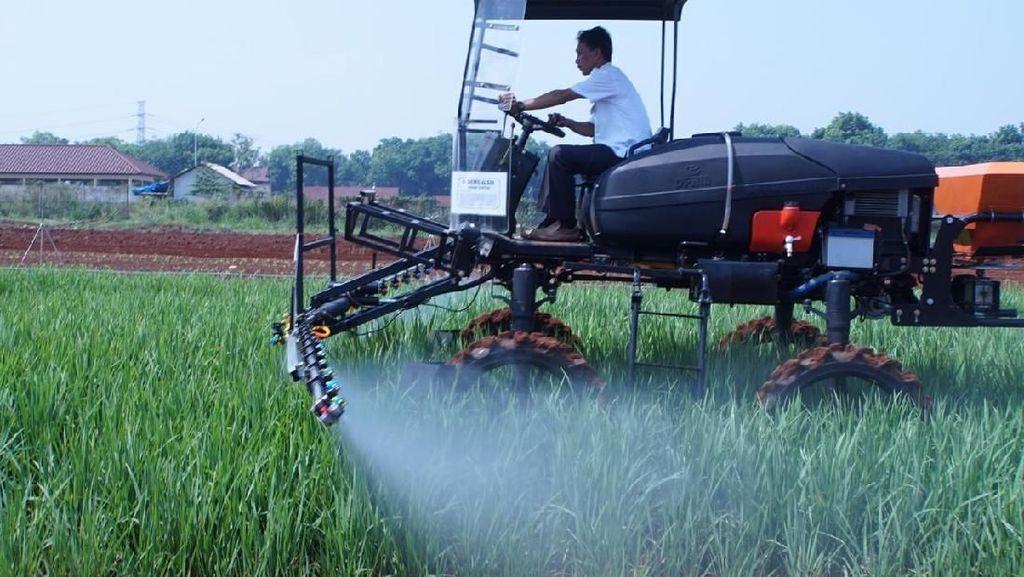 Agar Untungkan Petani, Kementan Dorong Pertanian Modern