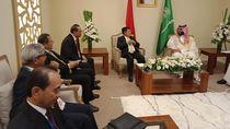 Saat JK Bahas Khashoggi dengan Erdogan Lalu MBS