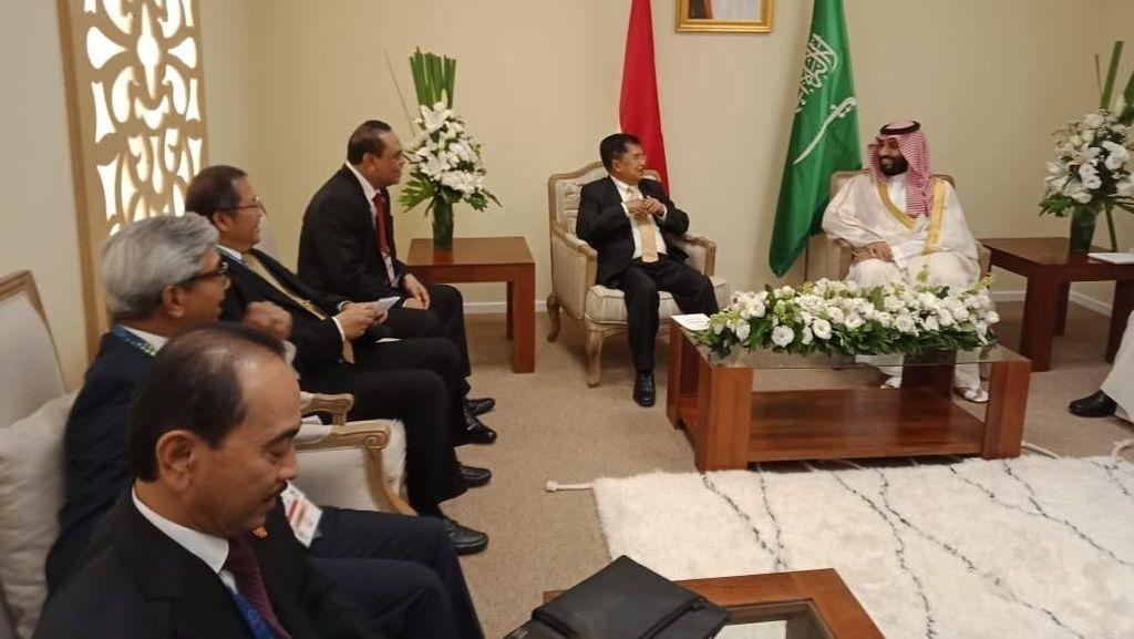 Putra Mahkota Saudi Akan ke RI Temui Jokowi-JK 19 Februari