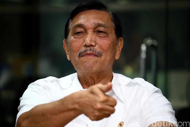 Maju Saat BPN Protes KPU, Luhut Pandjaitan: Saya Bilang Jangan Ribut