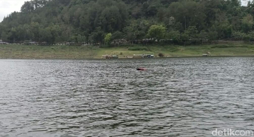 Seorang remaja tenggelam dan hilang di Waduk Sempor, Kebumen