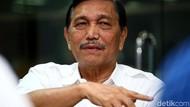 Ditelepon Luhut, Prabowo Ngaku Sedang Sakit Flu