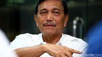 12 Tahun Kenal Jokowi, Luhut: Dulu Dia Tunggu Saya Rapat