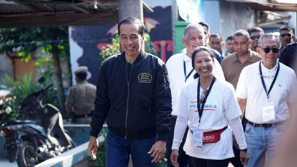 Bantah HUT BUMN Kampanye Terselubung, Rini Heran Sama Said Didu
